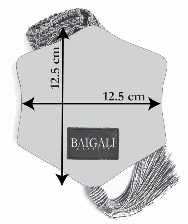 A Lavender Pouch measurements