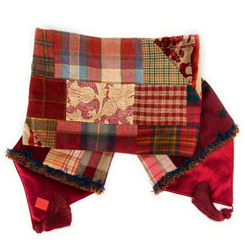 Scottish Table Runner BR006