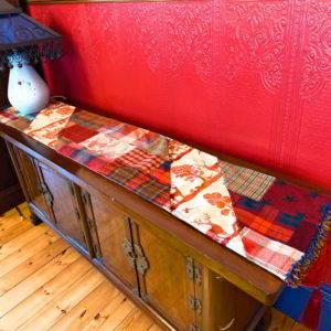 Scottish Table Runner BR006