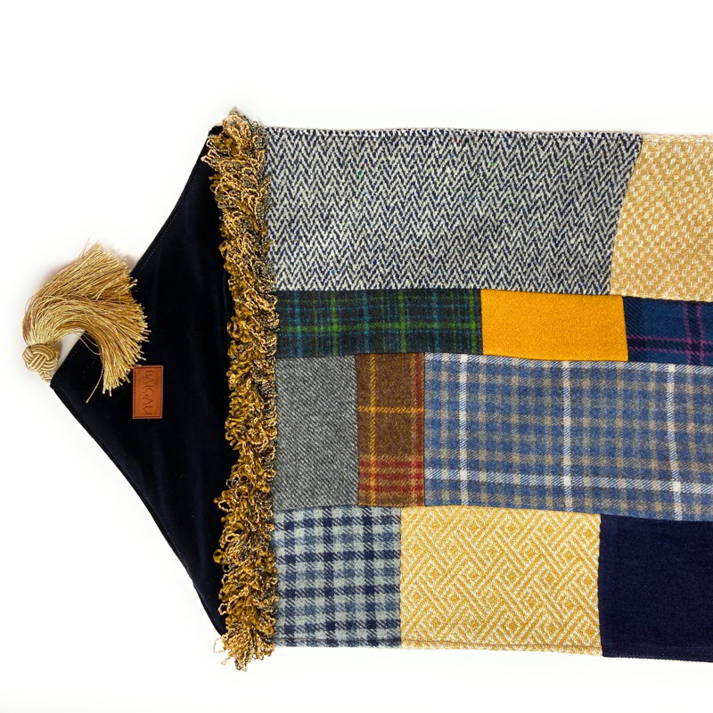 Scottish Table Runner BR007