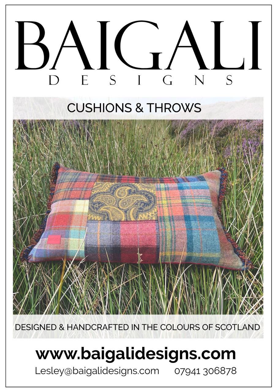 Home & Interiors Scotland Advert - Heather