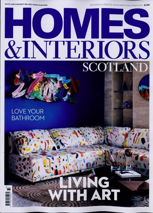 Home & Interiors Scotland Nov 2020