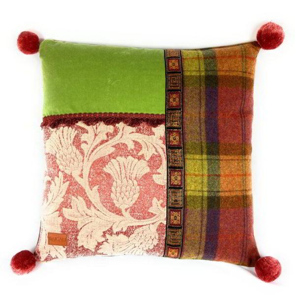 OC15 front cushion