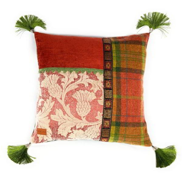 OC117 front cushion