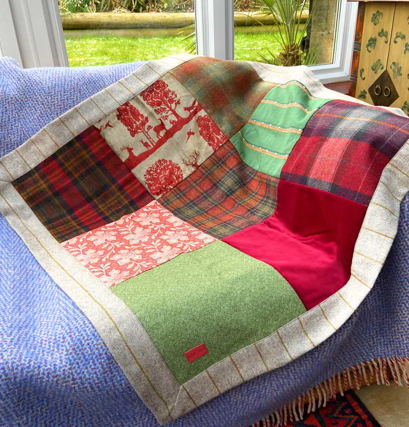 Luxury Scottish Throw TH019