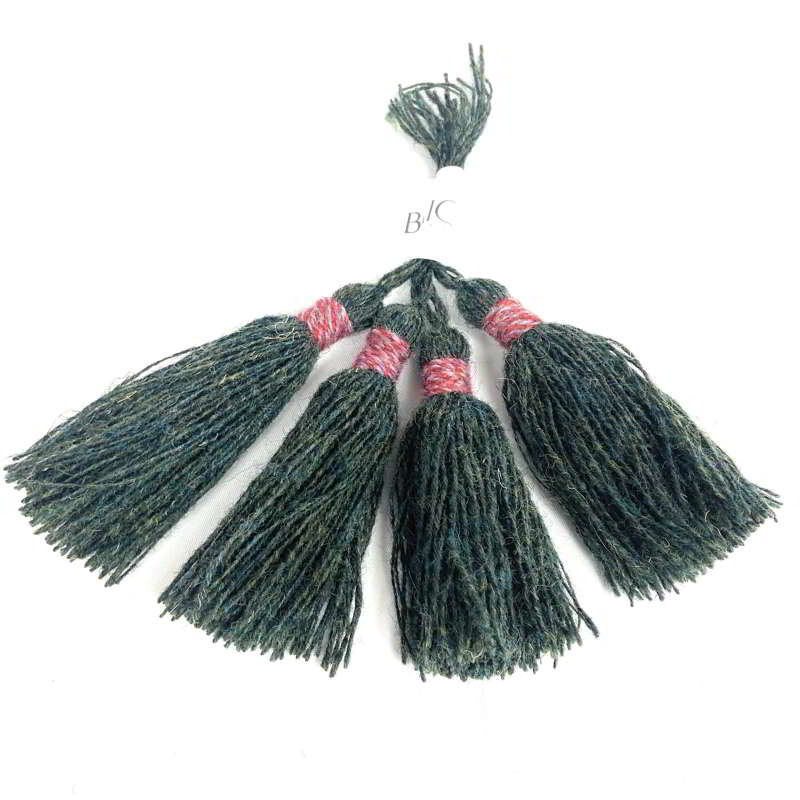 Rugged Scottish Tassels - 13