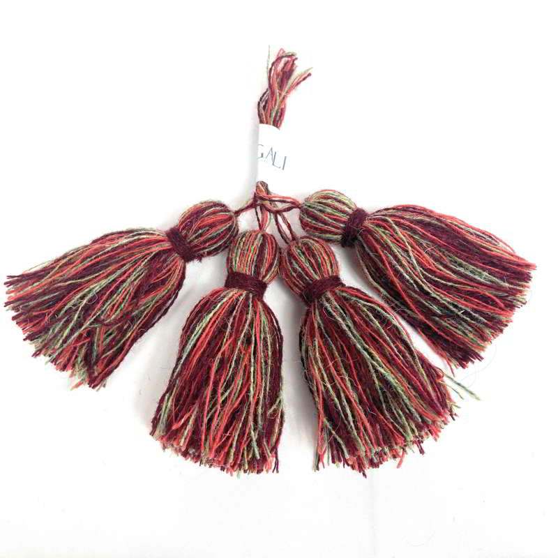 Rugged Scottish Tassels - 16