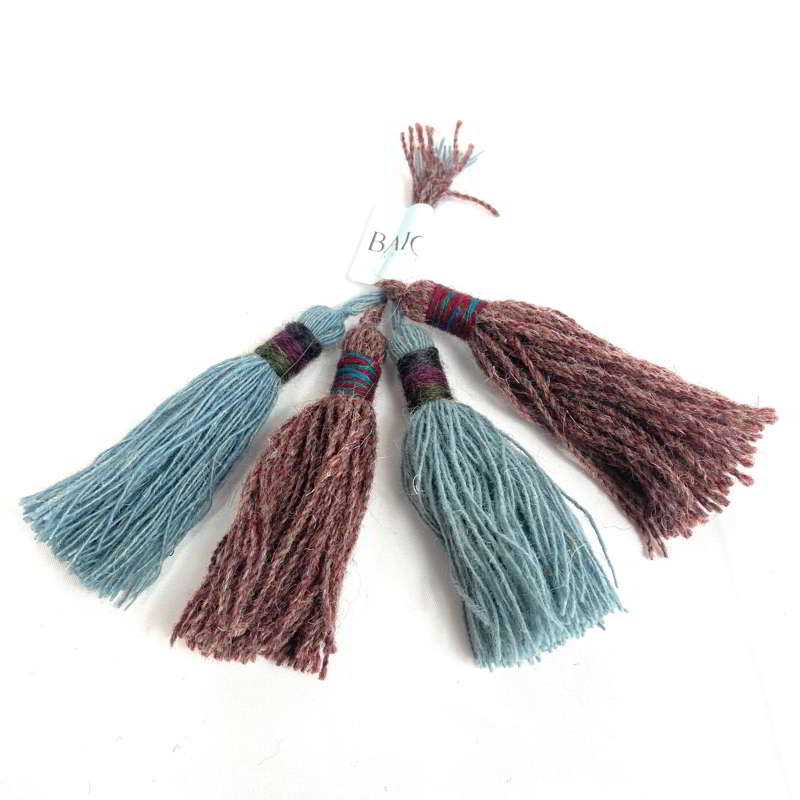 Rugged Scottish Tassels - 3