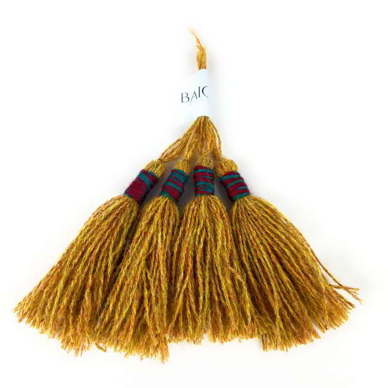 Rugged Scottish Tassels – 39