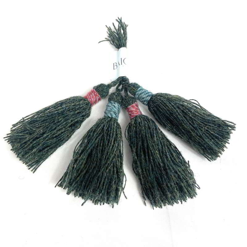 Rugged Scottish Tassels - 5