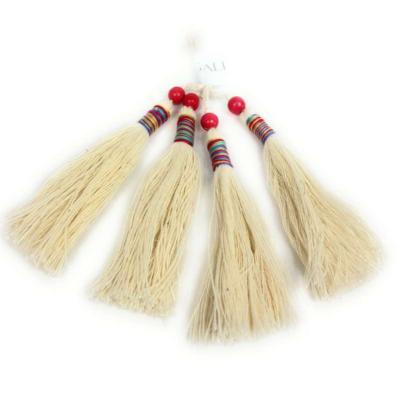 Rugged Scottish Tassels - 9